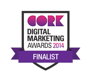Cork Digital Marketing Awards Finalist