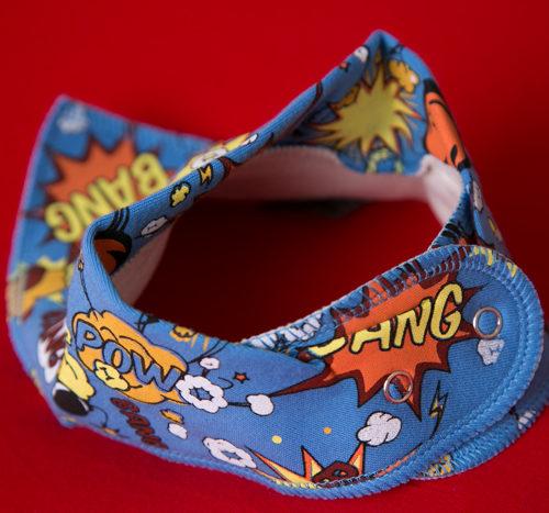 Superhero Bandana Bib