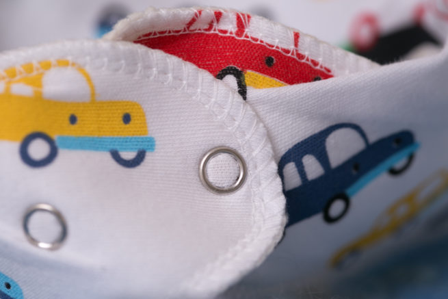 Cars Bandana Bib