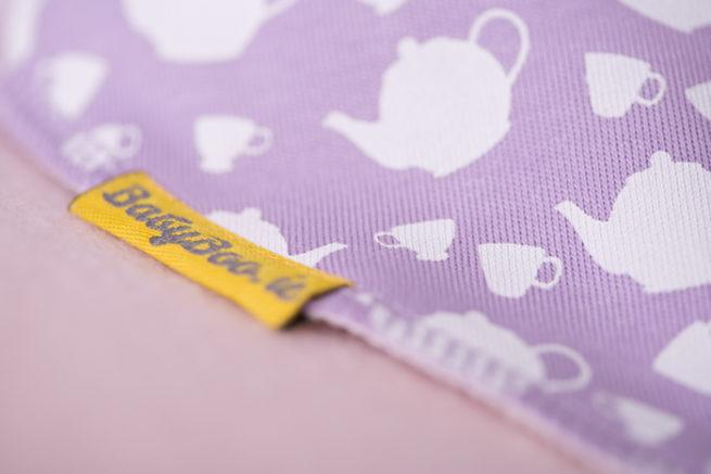 Teapots bandana bib