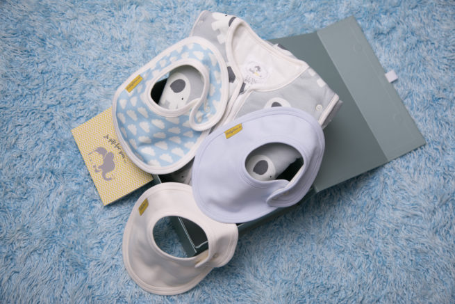 boys littleboo luxury gift box example