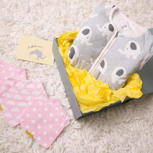 Luxury gift box girl bundle bandana example