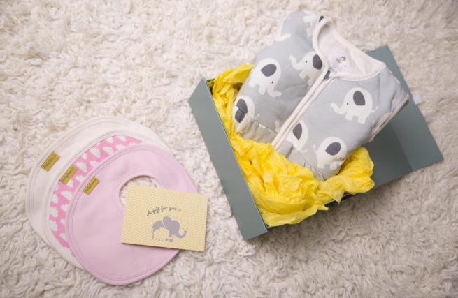 Luxury gift box girl bundle littleboo example