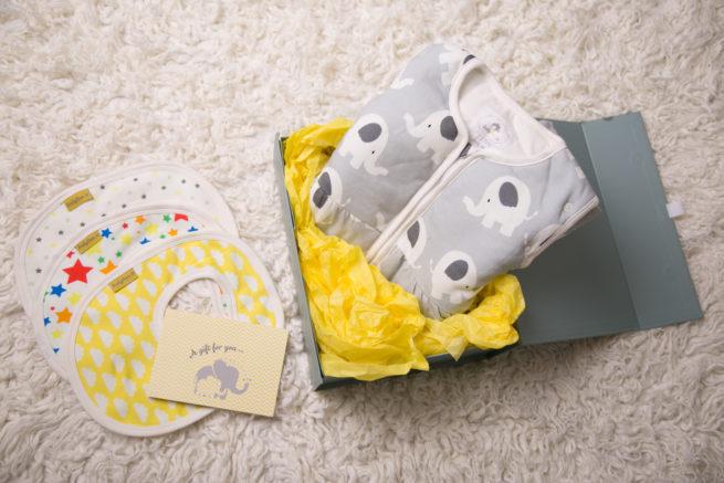 Luxury gift box neutral bundle littleboo example