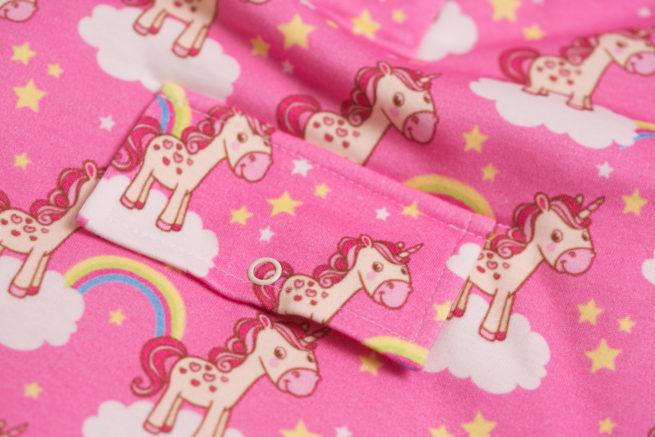 harness flap unicorn snuggleboo