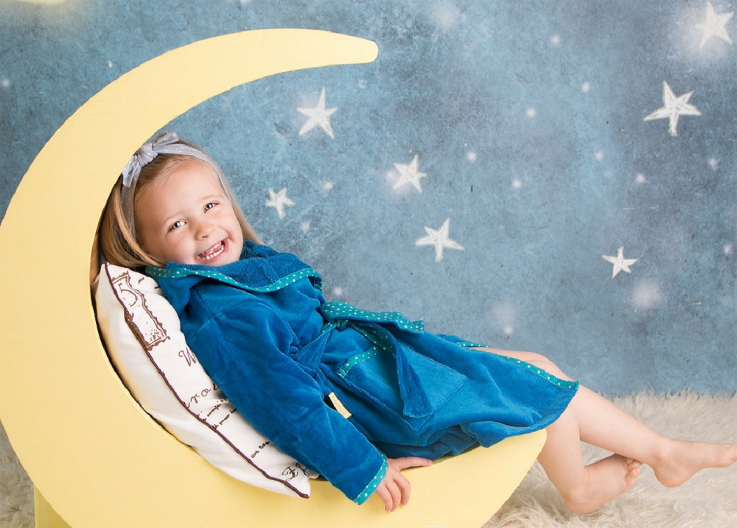 CozyBoo Robes Up to age 5