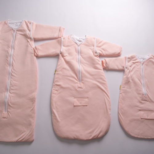 Just peachy snuggleboo sleeping bag