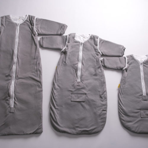 Just grey stars snuggleboo sleeping bag