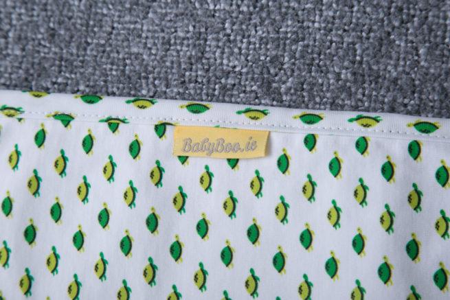 Teeny Turtles Burp Towel