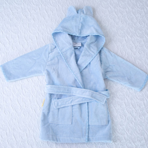 Baby Blue CozyBoo Robe