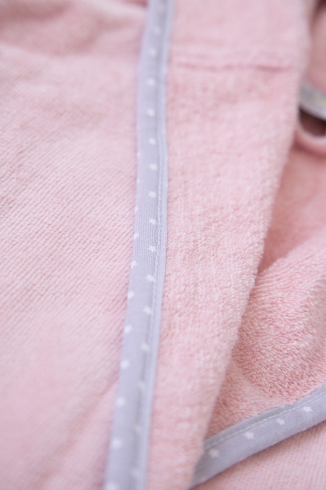 Blush Pink CozyBoo Robe