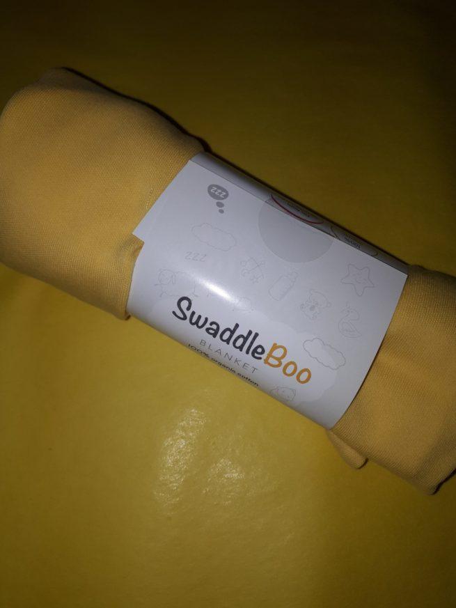 lemon swaddleboo