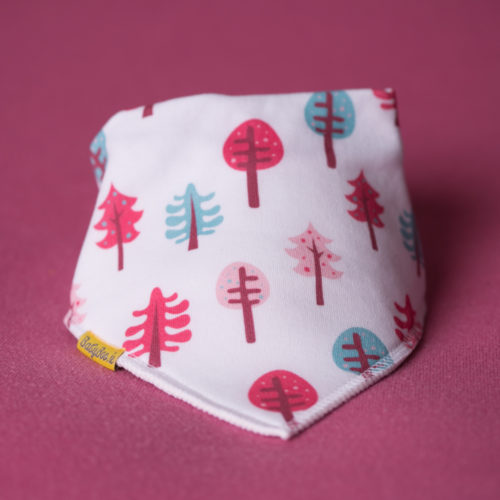 Little Forest organic cotton bandana bib