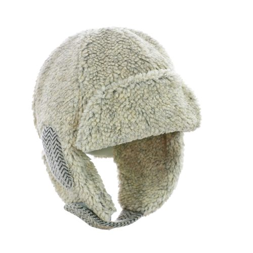 Aviator wool hat